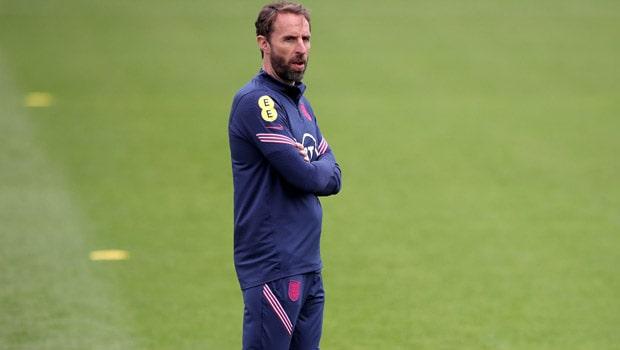 Gareth Southgate Euro 2020