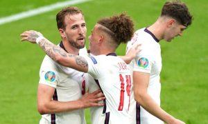 Harry Kane England Euro 2020