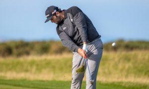 John Rahm Golf