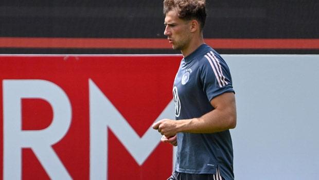 Lеоn Gоrеtzkа Germany Euro 2021