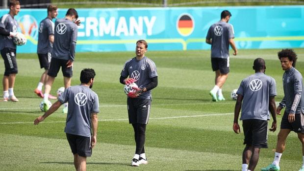 Manuel Neuer Germany Euro 2020