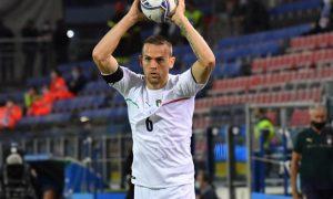 Marco Verratti Italy Euro 2020-21