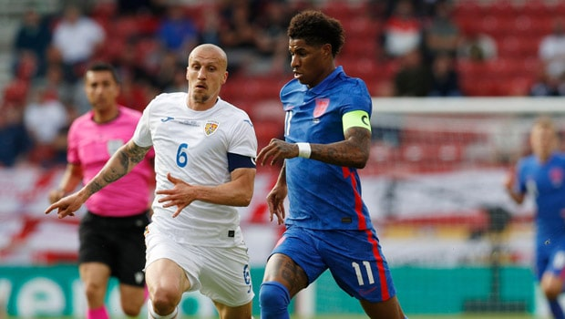 Marcus Rashford England Euro 2020