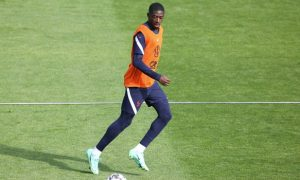 Ousmane Dembele France Euro 2020