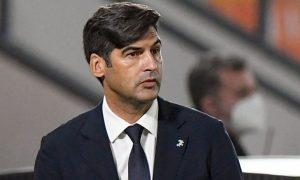 Paulo Fonseca Tottenham Hotspur
