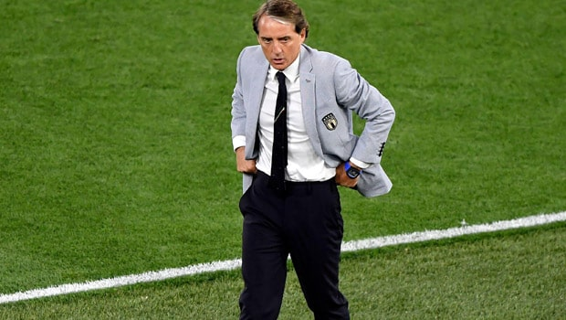 Roberto Mancini Italy Euro 2020