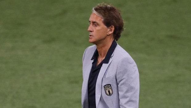 Roberto Mancini Italy Euro 2021