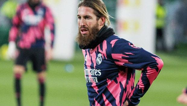 Sergio Ramos Bayern Munich