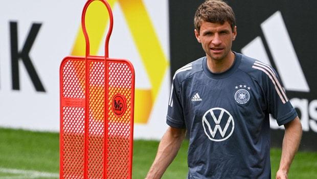 Thomas Muller Germany Euro 2021