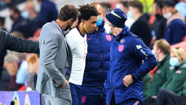 Trent Alexander-Arnold England Euro 2020