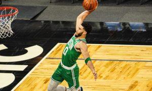 jayson Tatum Boston Celtics