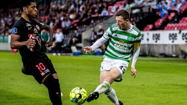 Callum McGregor Celtic