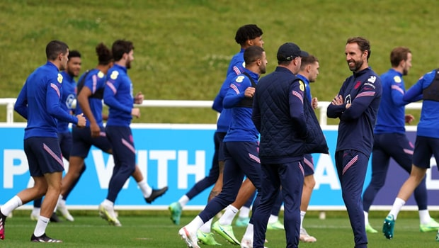 Gareth Southgate England Euro 2020