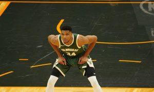 Giannis Antetokounmpo Completes Kobe Bryant's Challenges