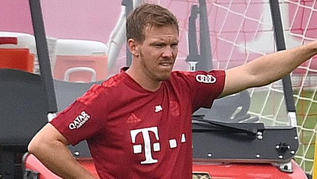 Julian Nagelsmann Bayern Munich