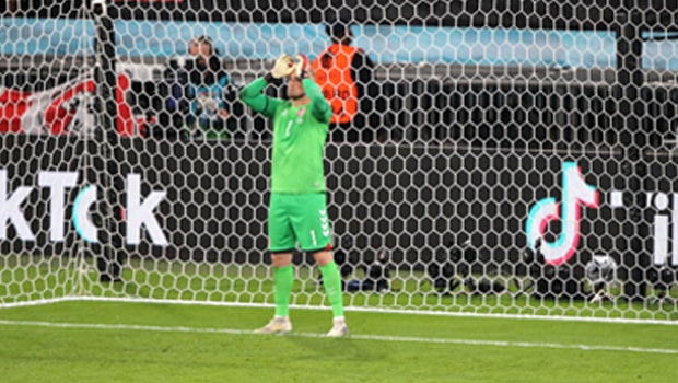 Kasper Schmeichel Denmark Euro 2020