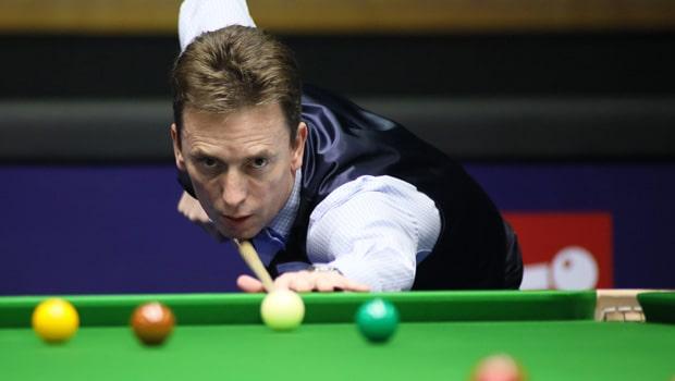 Ken Doherty Snooker
