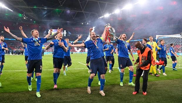 Leonardo Bonucci Italy Euro 2020