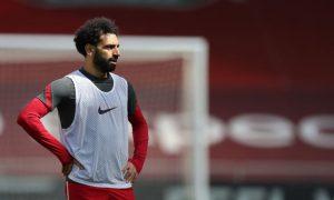 Mohammed Salah Liverpool