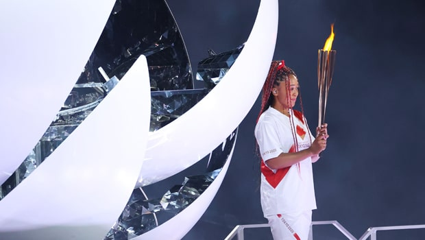 Naomi Osaka Tokyo 2020 Olympics