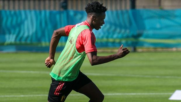 Sambi Lokonga Arsenal