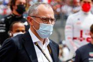 Stefano Domenicali F1 CEO