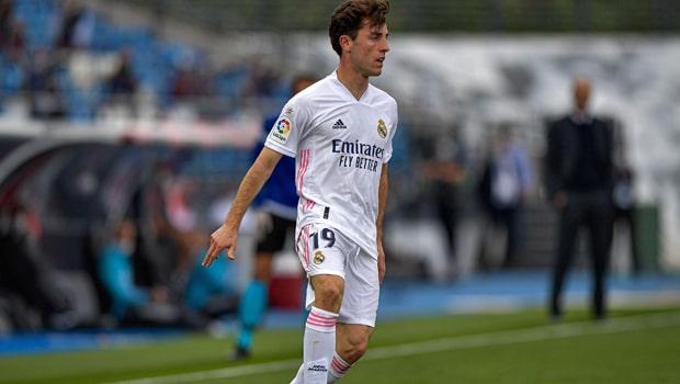 Real Madrid's Alvaro Odriozola Tests Positive COVID-19