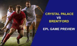 Crystal Palace vs Brentford