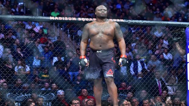 Derrick Lewis MMA