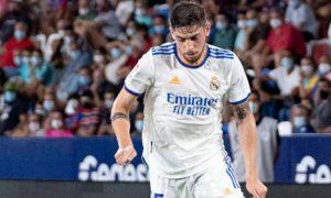 Federico Valverde Real Madrid