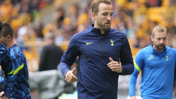 Harry Kane Tottenham Hotspur