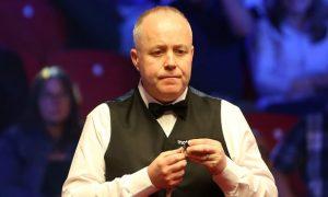 John Higgins Snooker