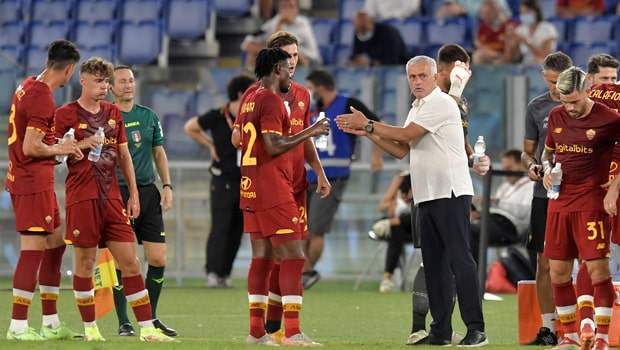 Jose Mourinho AS Roma