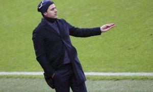 Mauricio Pochettino Paris Saint-Germain
