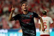 Roman Yaremchuk Benfica