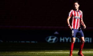 Saul Niguez Atletico Madrid