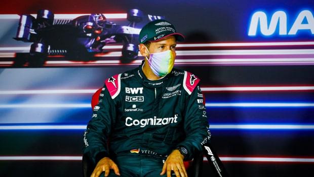 Sebastian Vettel F1 Hungarian Grand Prix