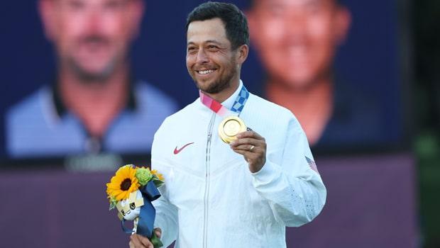 Xander Schauffele Tokyo 2020 Olympics