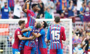 Ansu Fati Barcelona La Liga