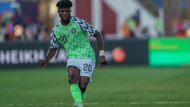 Chidozie Awaziem Nigeria