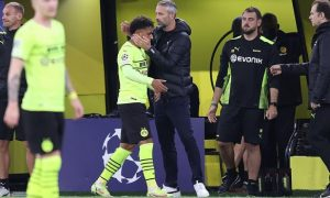 Donyell Malen Borussia Dortmund