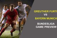 GREUTHER FURTH V BAYERN MUNICH