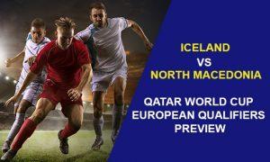 Iceland vs. North Macedonia