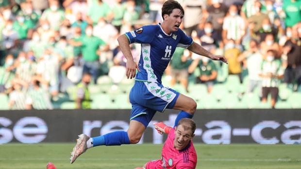 Juan Miranda Real Betis