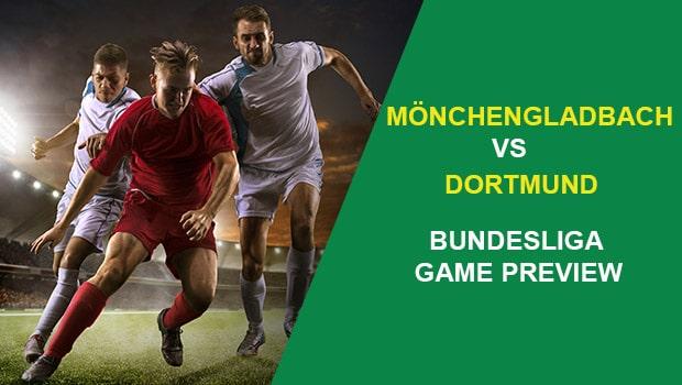 Borussia Monchengladbach vs. Borussia Dortmund: Bundesliga Game Preview