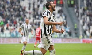 Manuel Locatelli Juventus Serie A