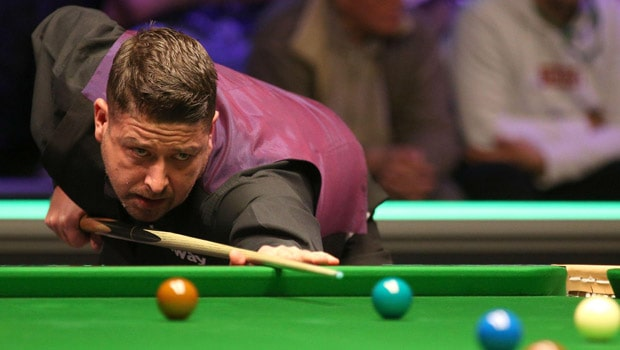 Matthew Stevens crash out after a disappointing loss to China's Si Jiahui