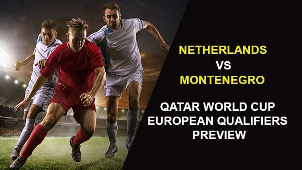 Netherlands vs Montenegro