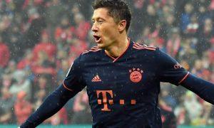 Robert Lewandoski Bayern Munich