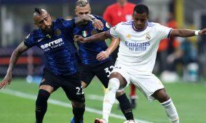 Rodrygo Real Madrid Champions League
